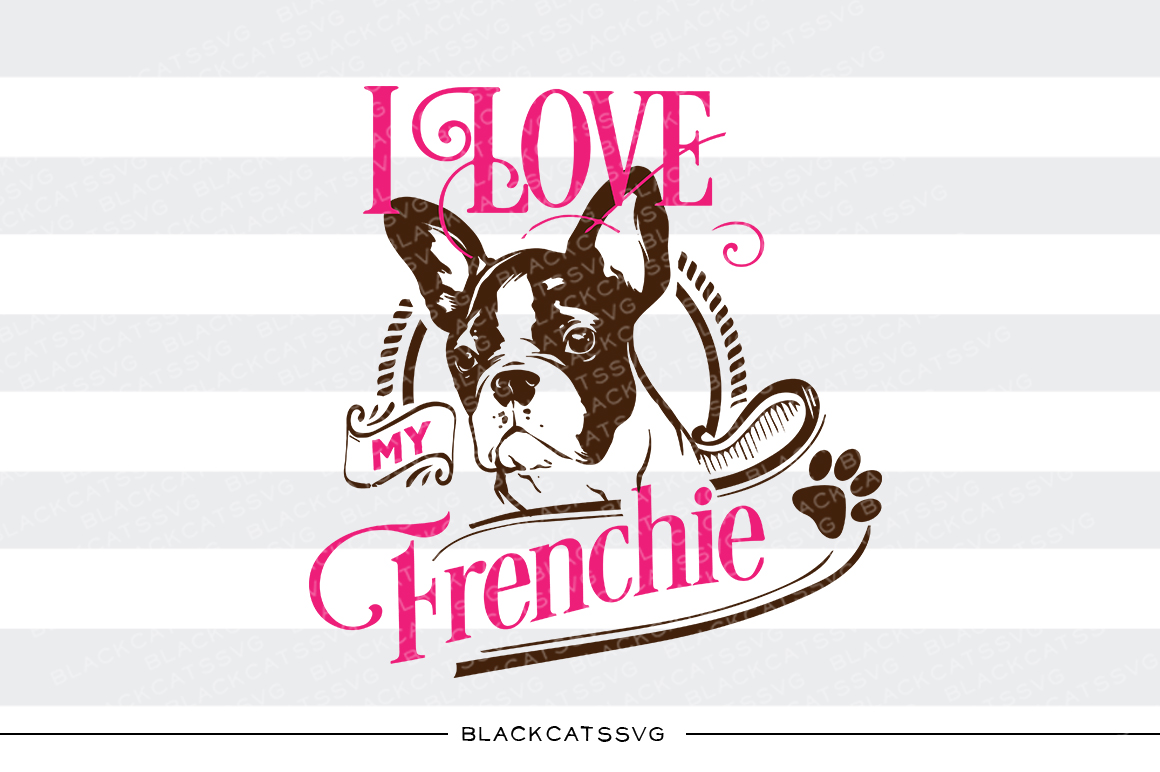 French Bulldog svg #2, Download drawings