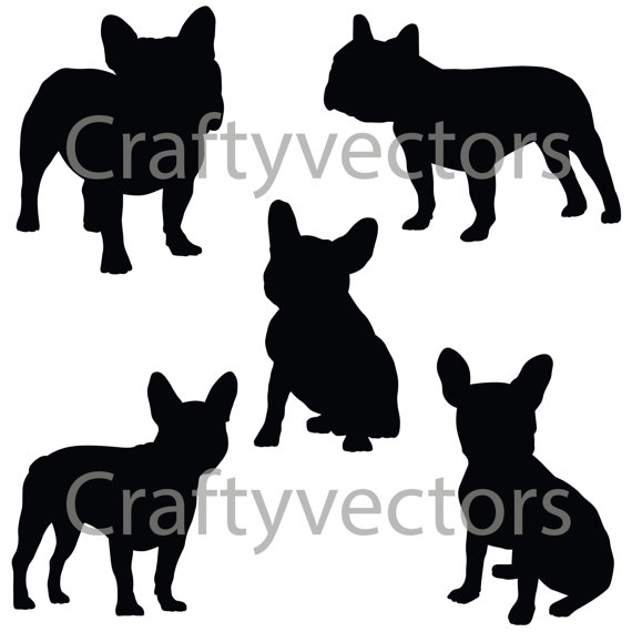 French Bulldog svg #18, Download drawings