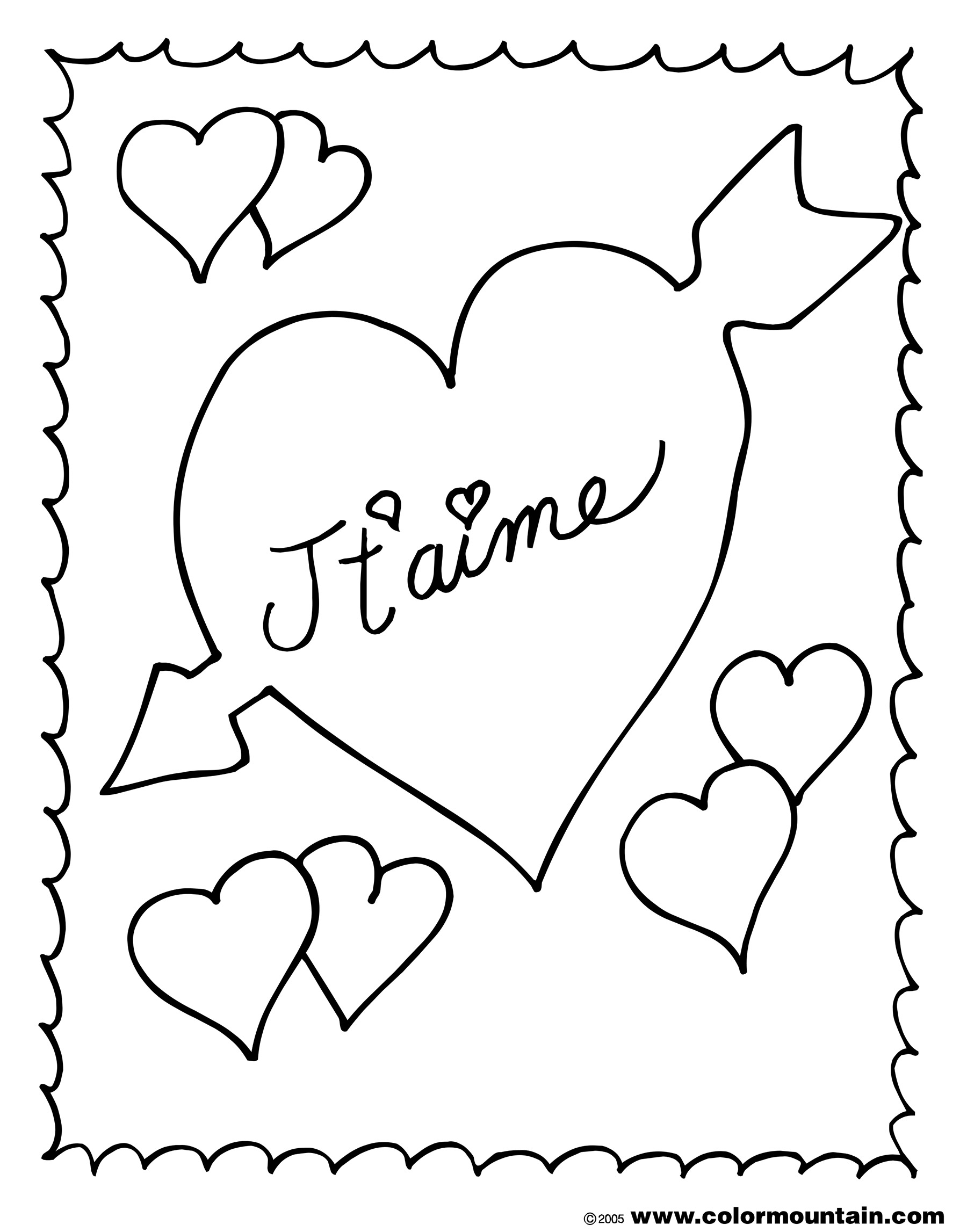 french coloring pages | French coloring, Download French coloring for free 2019