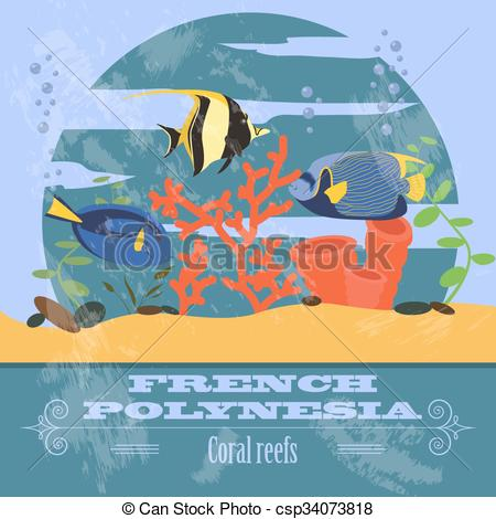 French Polynesia clipart #4, Download drawings