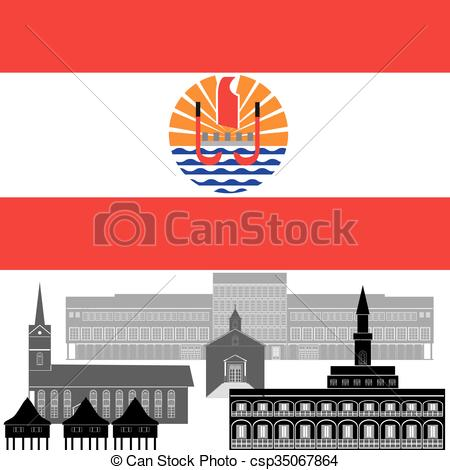 French Polynesia clipart #8, Download drawings