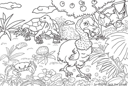 Freshwater Birds coloring #3, Download drawings