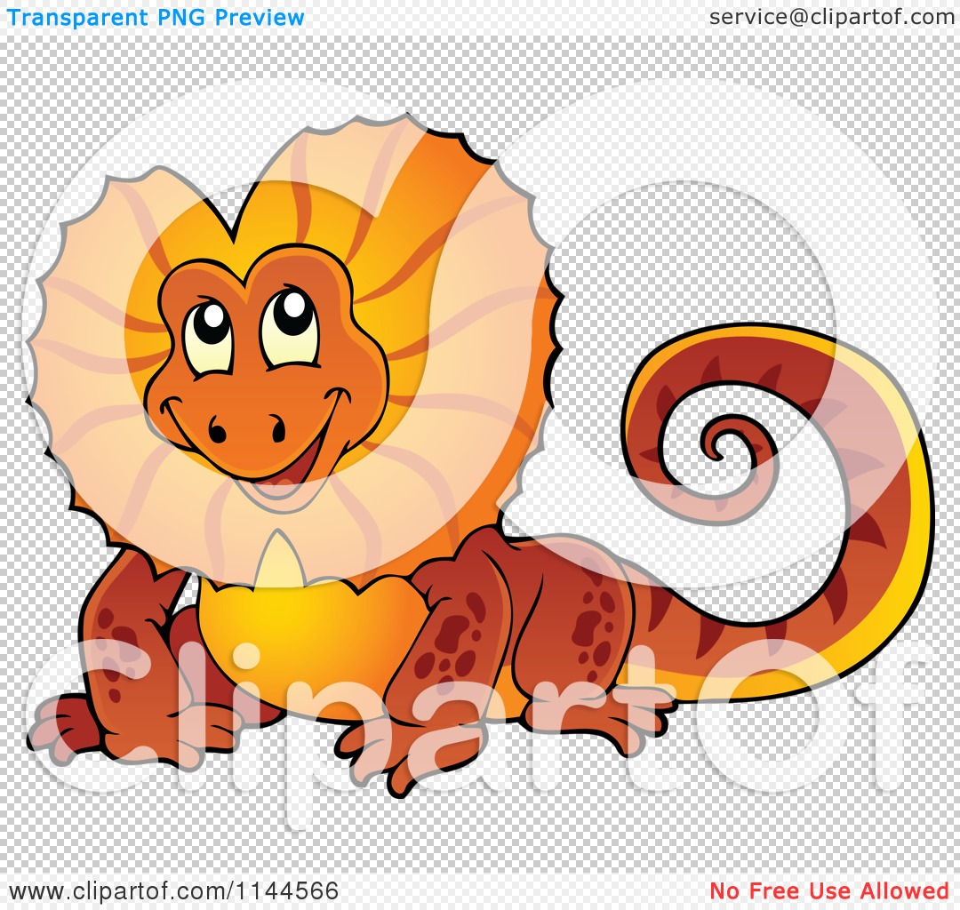 Frilled-neck Lizard clipart #14, Download drawings