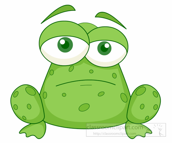 Frog clipart #16, Download drawings
