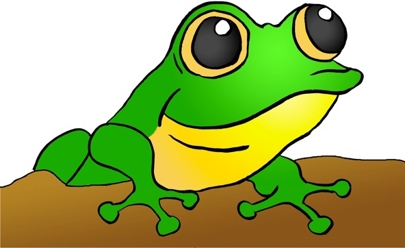 Frog clipart #3, Download drawings