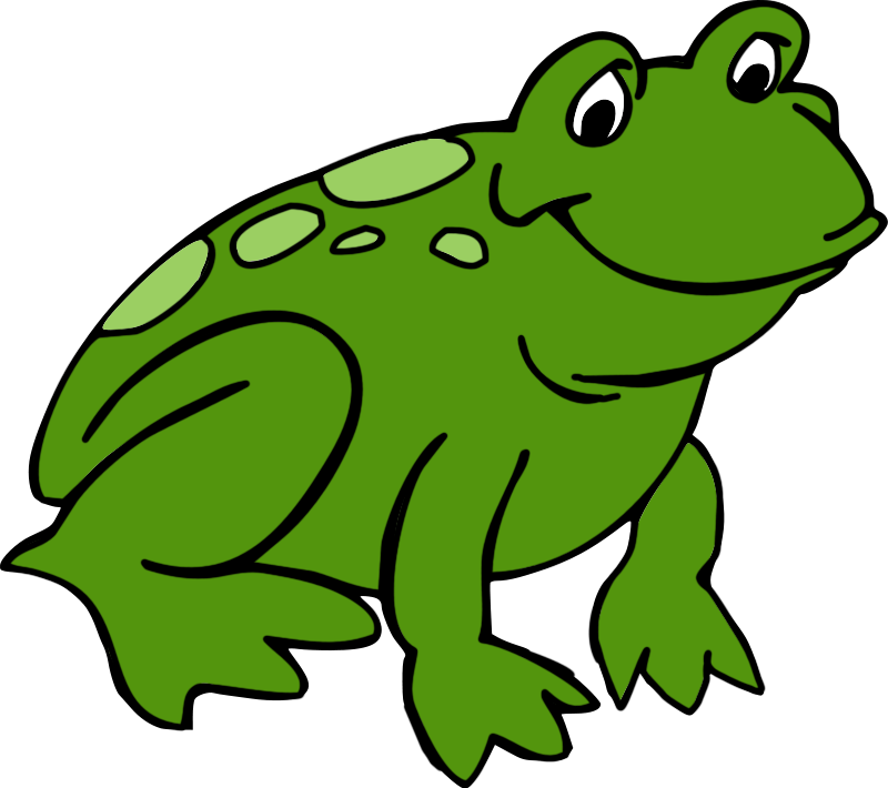 Frog clipart #7, Download drawings