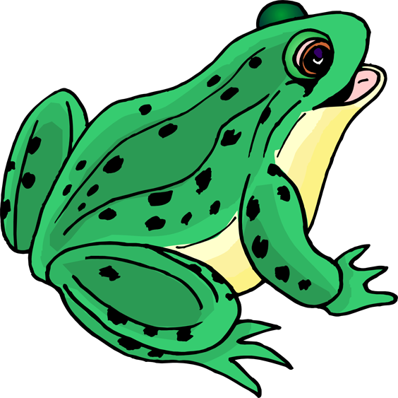 Frog clipart #15, Download drawings