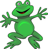 Frog clipart #6, Download drawings