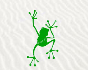 Green Frog svg #7, Download drawings