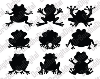 Frog svg #14, Download drawings