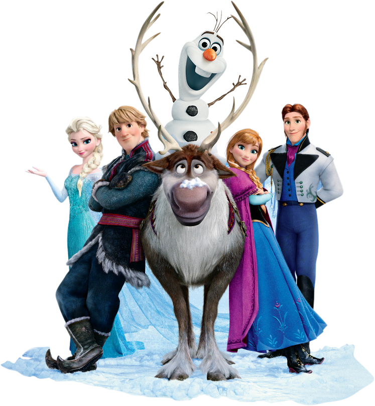 Frozen clipart #1, Download drawings