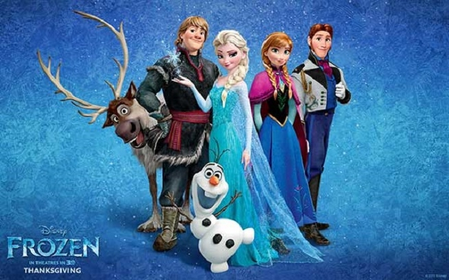 Frozen (Movie) clipart #2, Download drawings
