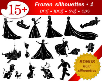 Frozen (Movie) svg #5, Download drawings