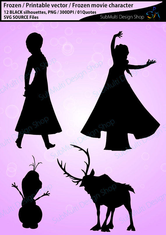 Frozen (Movie) svg #16, Download drawings