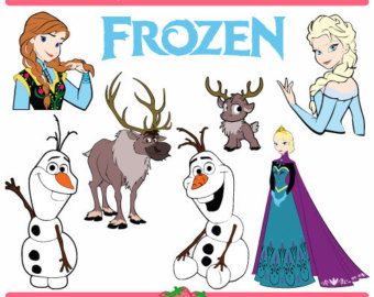 Frozen svg #13, Download drawings