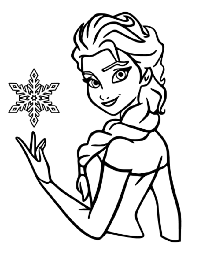 Elsa (Frozen) svg #16, Download drawings