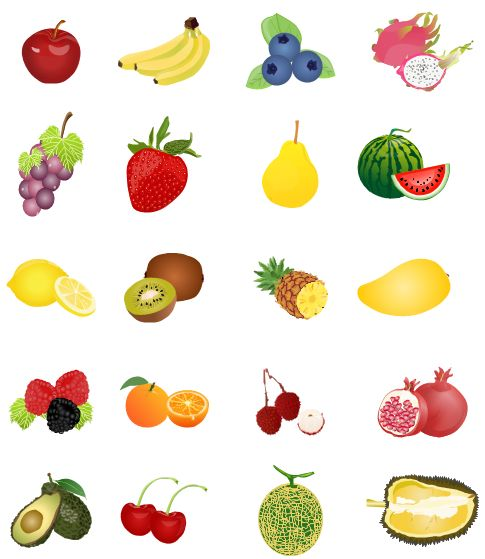 Fruit clipart #4, Download drawings
