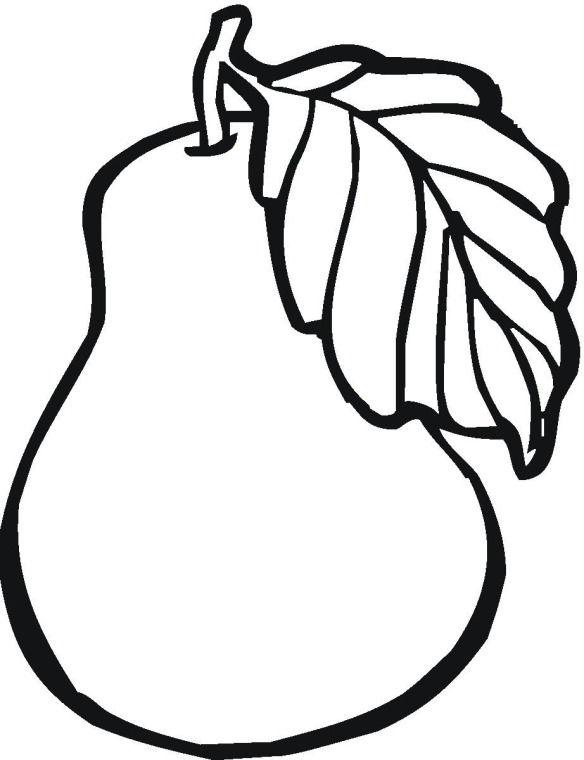 Fruit coloring #11, Download drawings