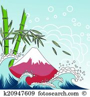Fujiyama clipart #20, Download drawings