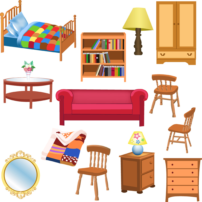 Furniture clipart #14, Download drawings