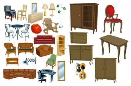 Furniture clipart #18, Download drawings