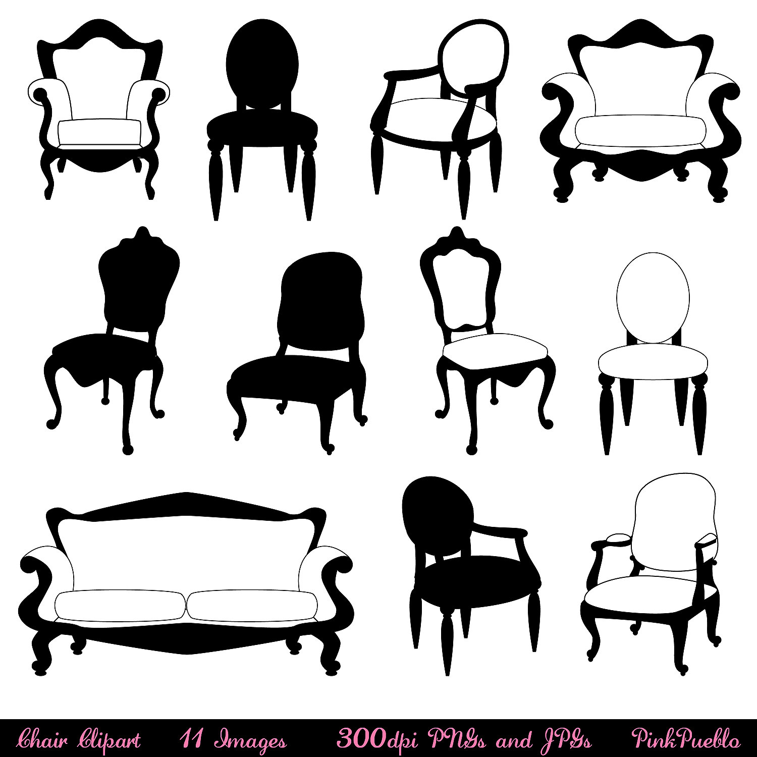 Furniture clipart #12, Download drawings