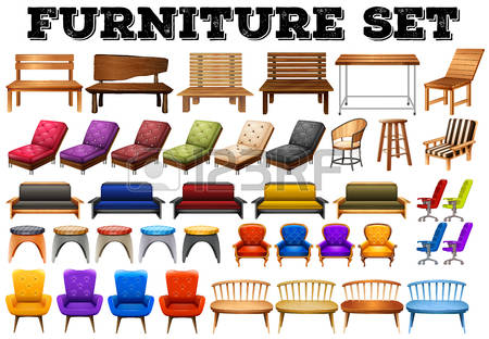 Furniture clipart #1, Download drawings