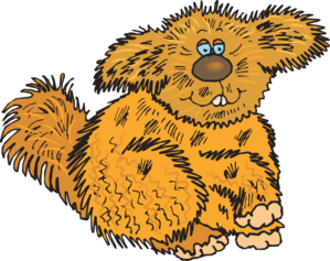 Fuzzy clipart #2, Download drawings