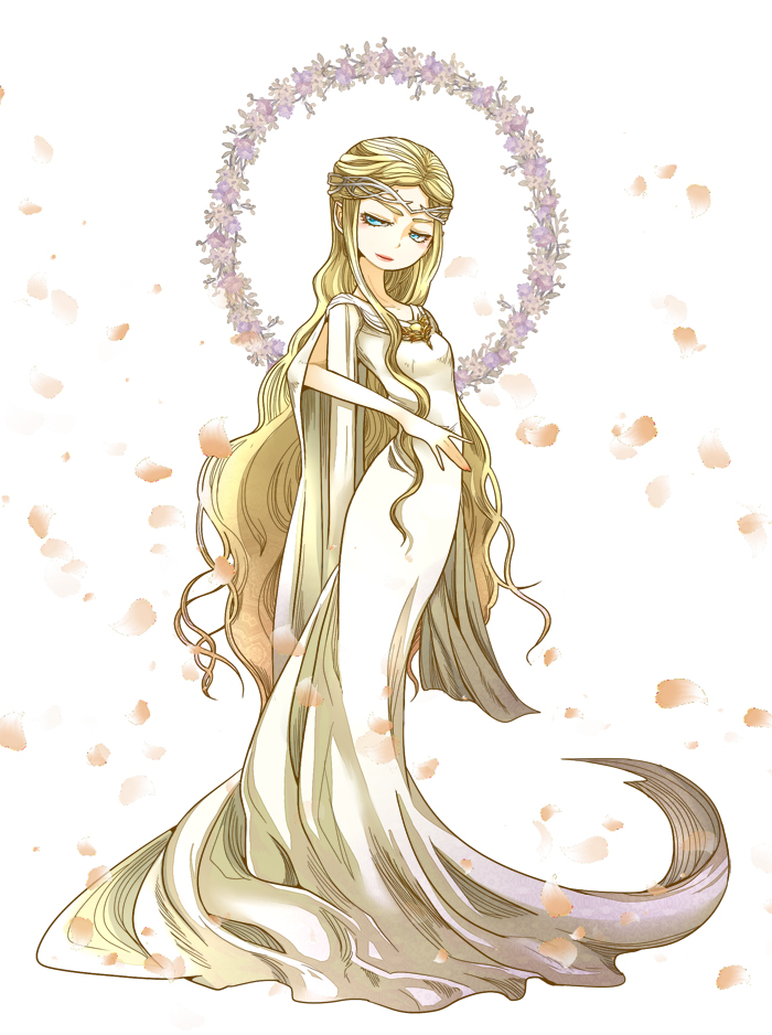 Galadriel clipart #1, Download drawings