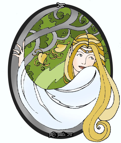 Galadriel clipart #7, Download drawings