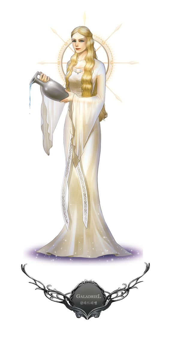 Galadriel clipart #16, Download drawings