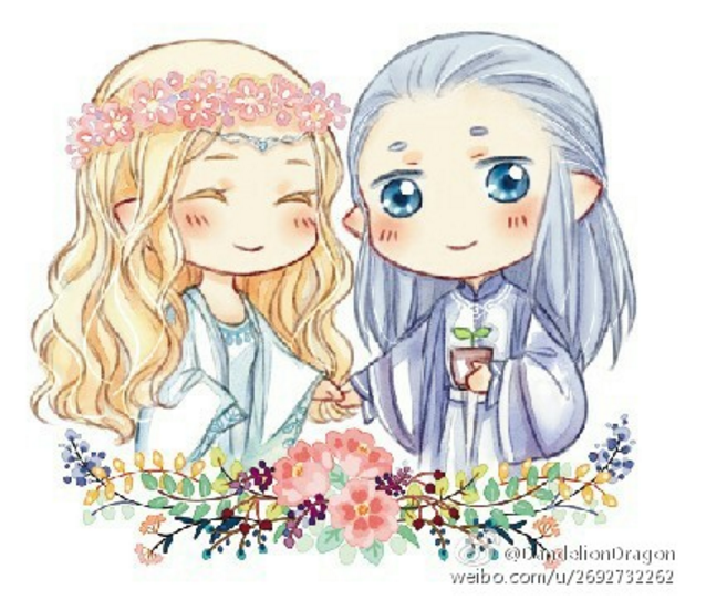 Galadriel clipart #14, Download drawings