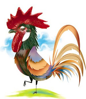Gallos Finos clipart #1, Download drawings