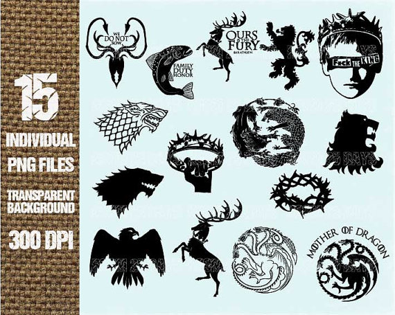 Game Of Thrones clipart #14, Download drawings