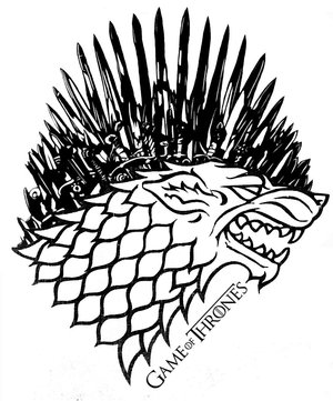 Game Of Thrones clipart #7, Download drawings