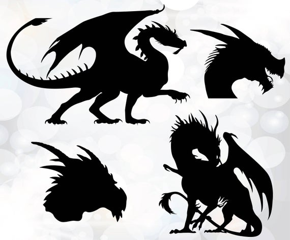 game of thrones dragon svg #600, Download drawings