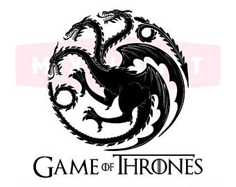 game of thrones dragon svg #596, Download drawings