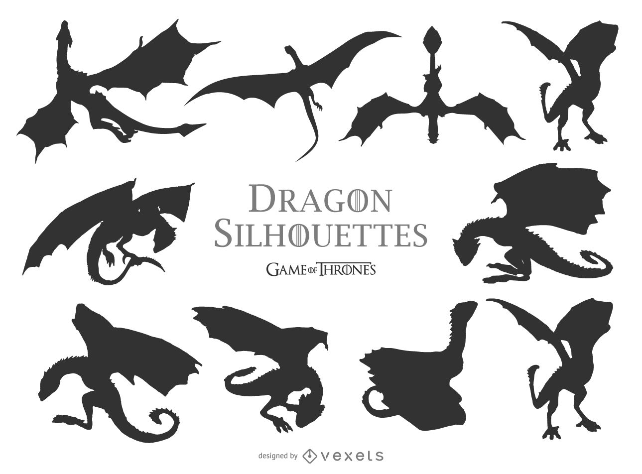 game of thrones dragon svg #595, Download drawings