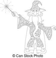 Gandalf clipart #10, Download drawings