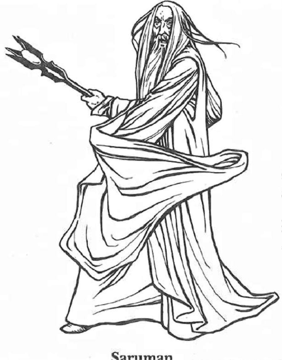Gendalf coloring #15, Download drawings