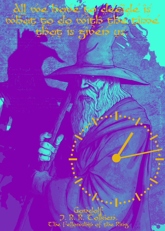 Gandalf svg #6, Download drawings