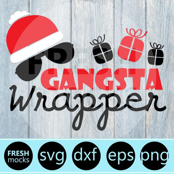 gangsta wrapper svg #265, Download drawings