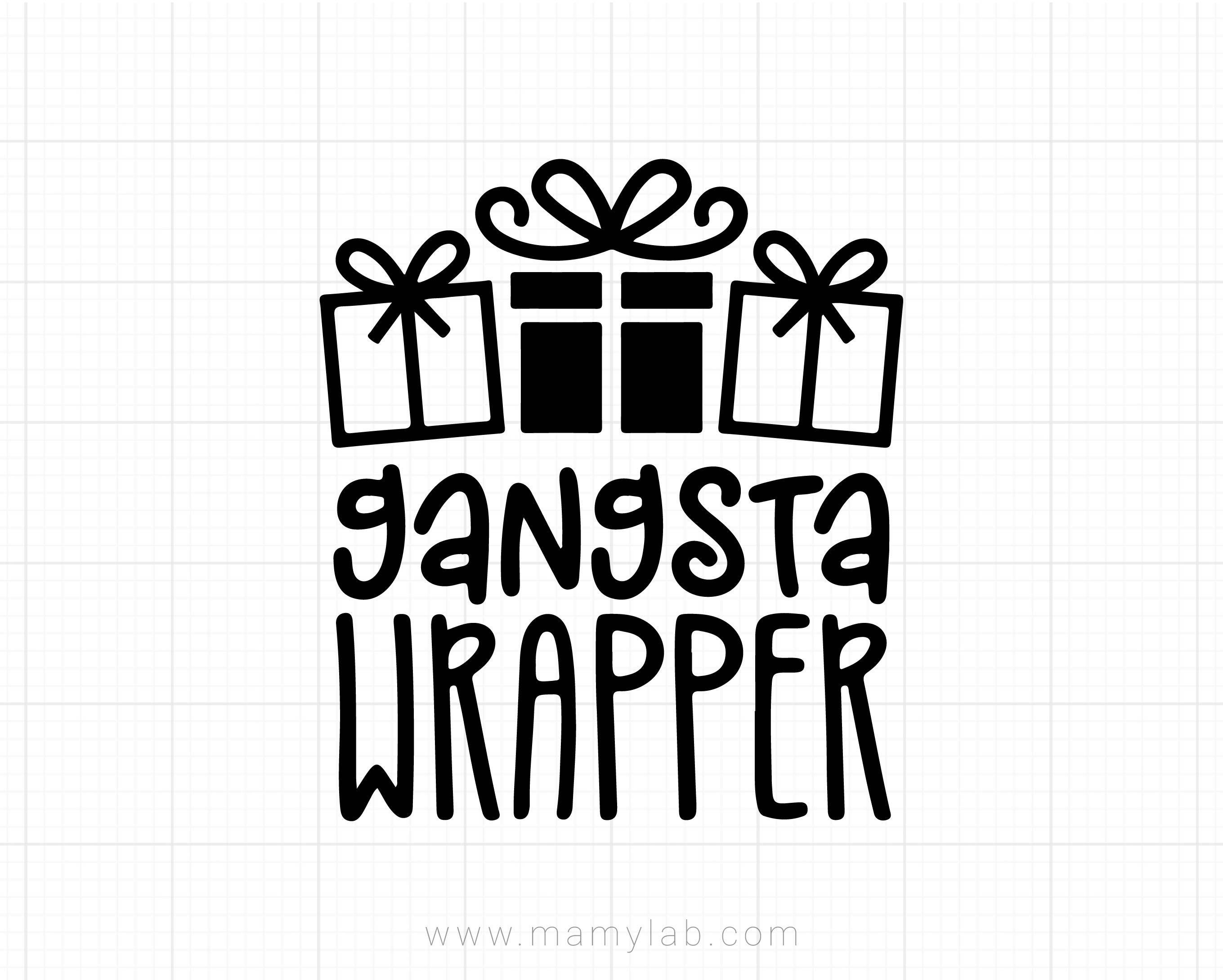 gangsta wrapper svg #263, Download drawings
