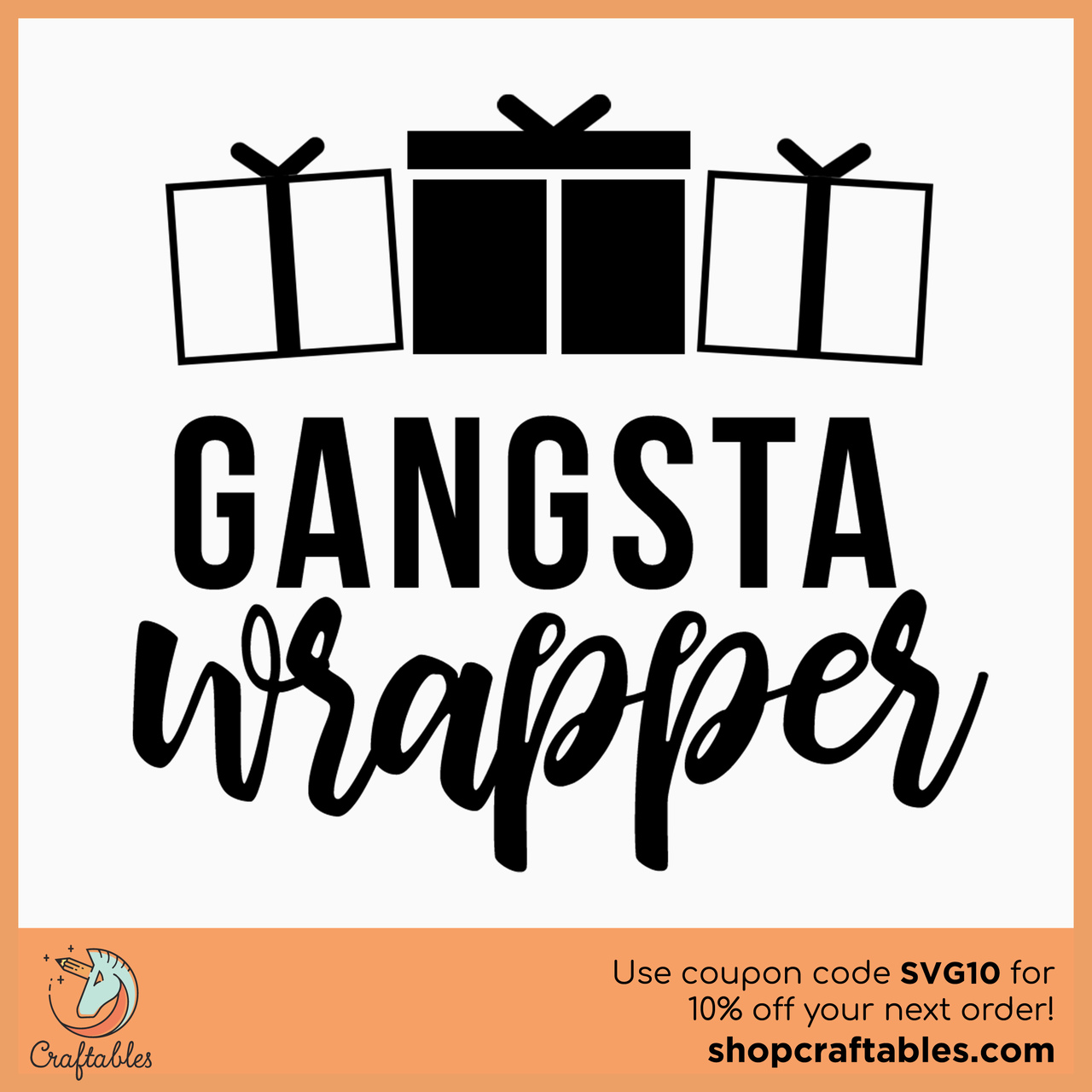 gangsta wrapper svg #274, Download drawings