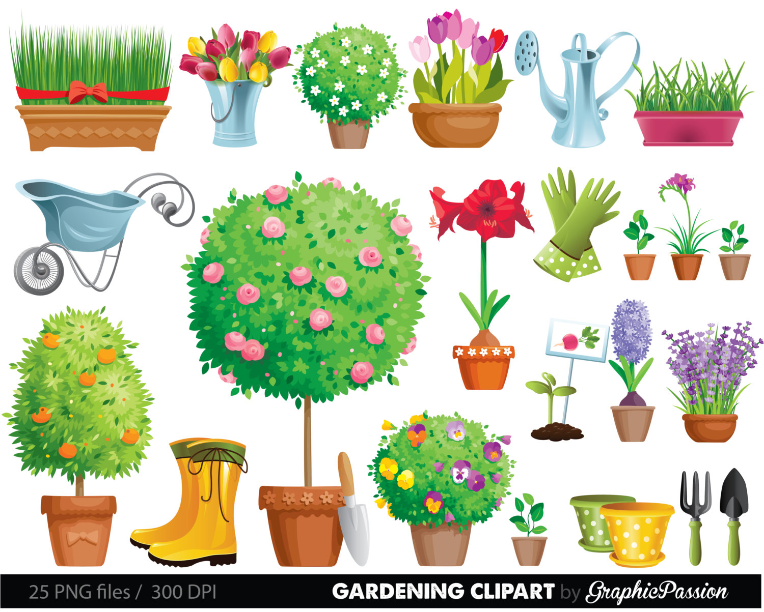 Garden clipart #10, Download drawings