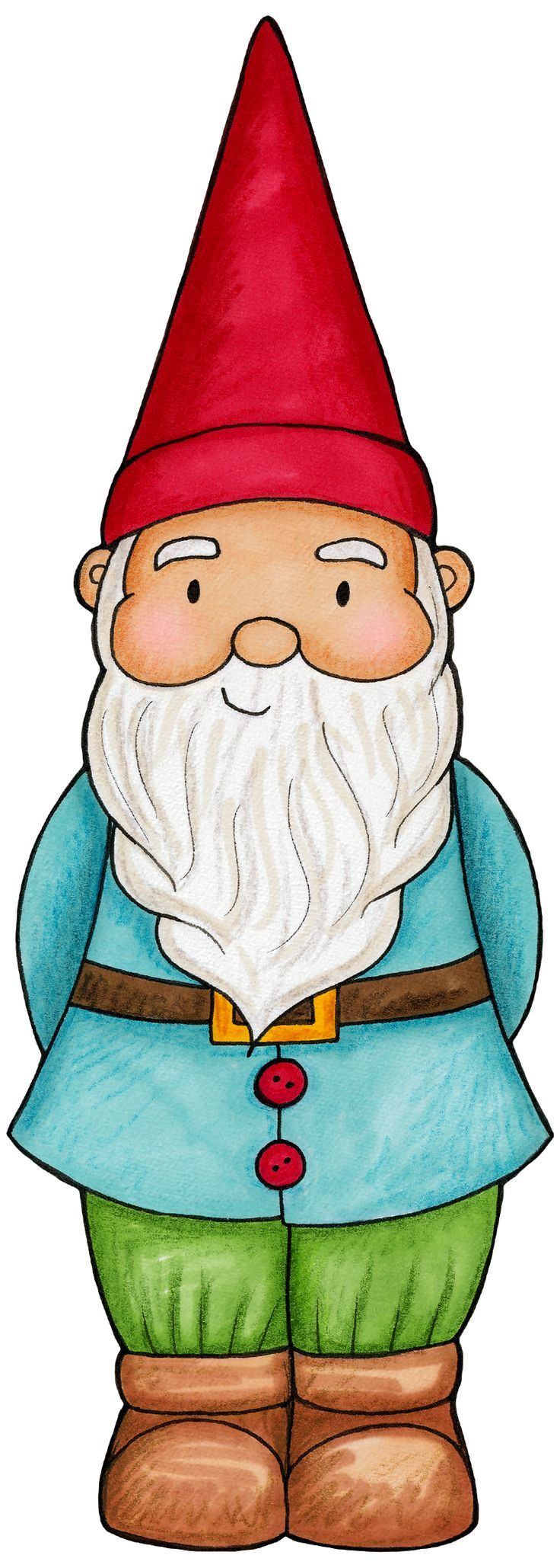 Garden Gnome clipart #4, Download drawings