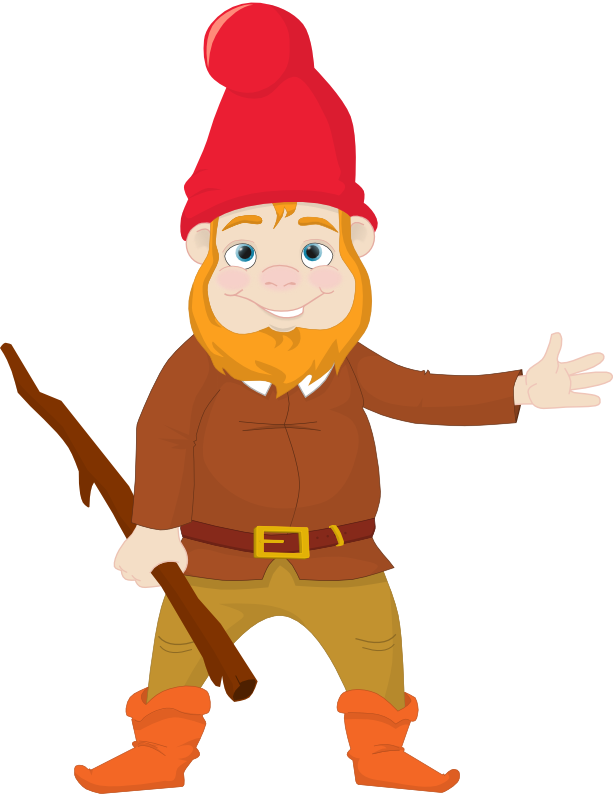 Garden Gnome clipart #14, Download drawings
