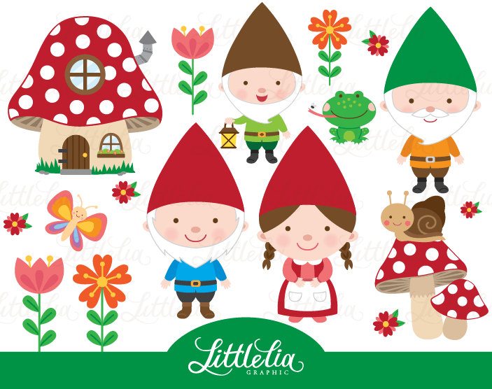 Garden Gnome clipart #9, Download drawings