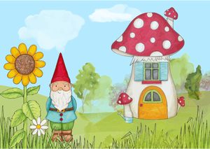 Garden Gnome svg #12, Download drawings