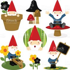 Garden Gnome svg #19, Download drawings